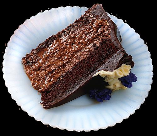 Gâteau au choc