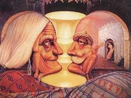 Qui voyez-vous?
